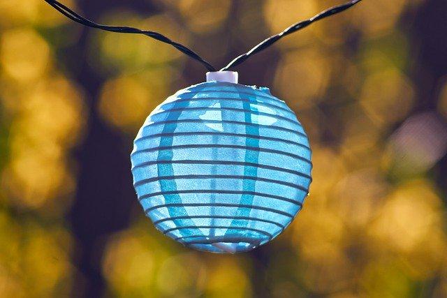 Ajoutez un peu de couleur avec une boule japonaise